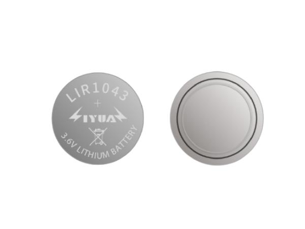 锂离子TWS电池LIR1043