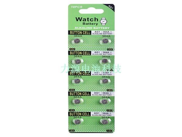 CR2032卡装纽扣电池