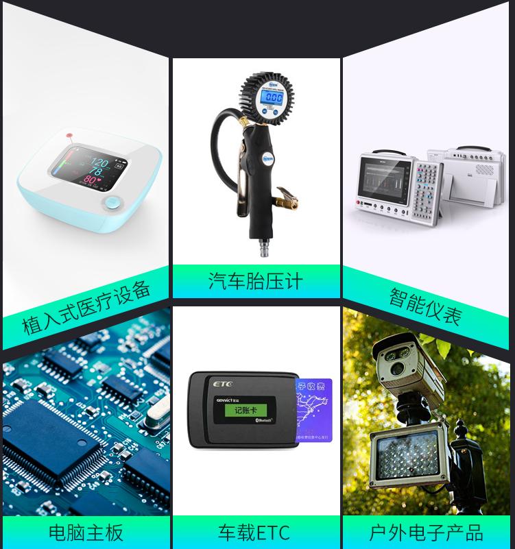BR2032产品应用