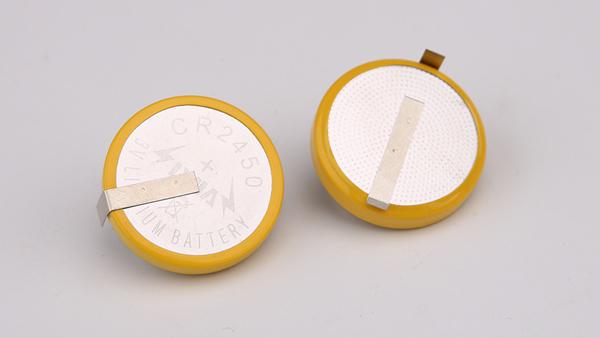 深圳里阳电子—CR2450纽扣锂锰电池恒流6mA放电时间延长工程案例