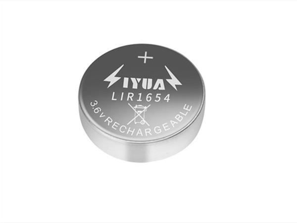 锂离子充电电池LIR1654