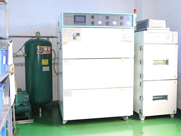 力源电池隔离式自动真空烤箱