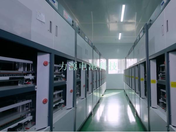 力源电池冲电分容测试柜