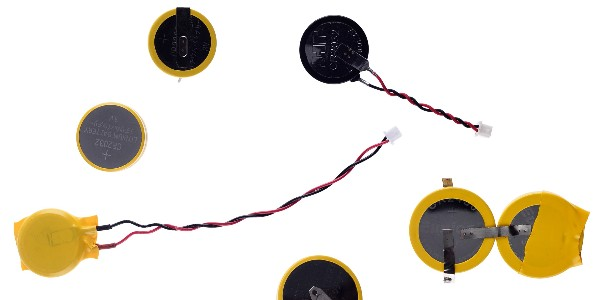 纽扣电池型号对照表