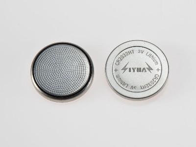 BR2032高温纽扣电池+125℃