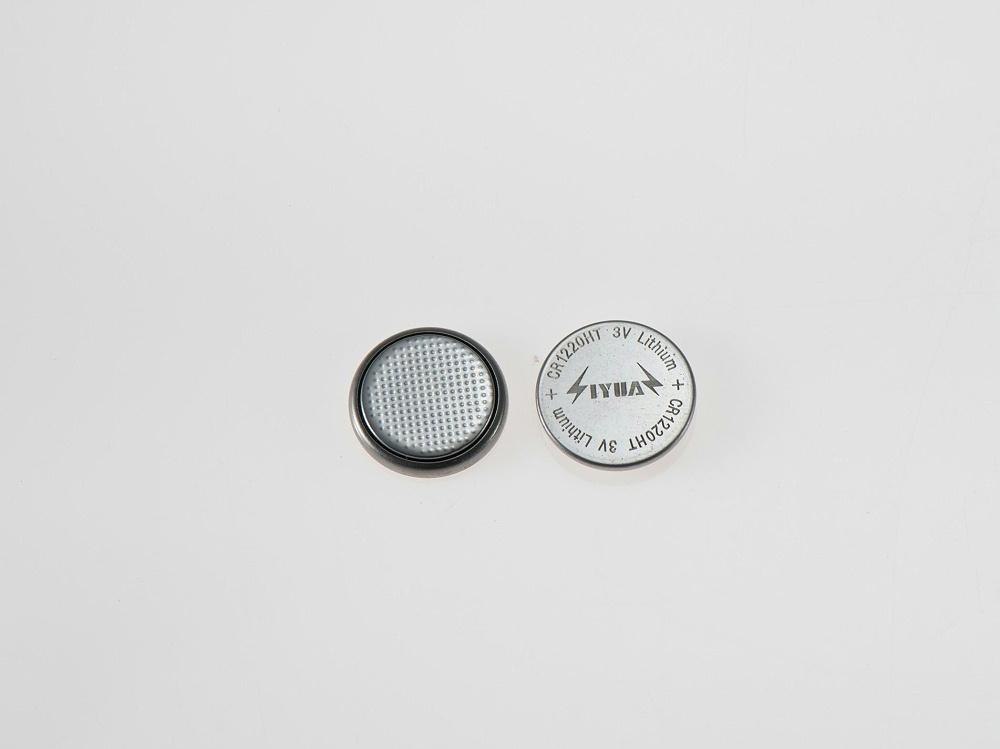 CR1220HT宽温纽扣电池